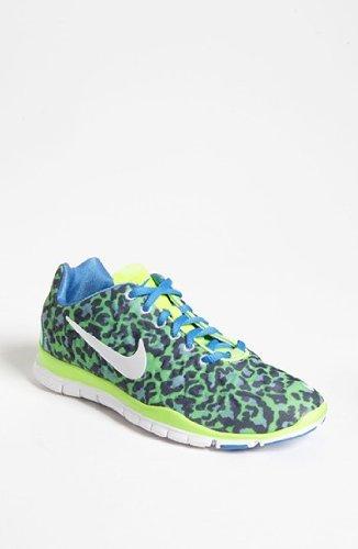 NIKE Free TR Fit 3 Printed Womens Cross Training Shoes 555159-300 Flash Lime 8.5 M US