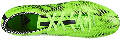 adidas F10 Fg - Botas de fútbol Hombre Grigio (Gruen)