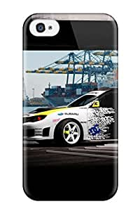 Quality ThomasSFletcher Case Cover With Subaru Nice Appearance Compatible With Iphone 4/4s