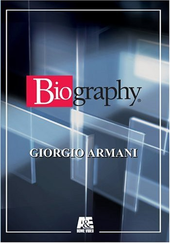 Amazon Com Biography Giorgio Armani Giorgio Armani Movies Tv