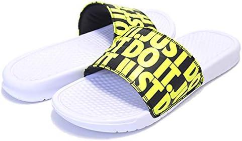 ベナッシ JDI プリント BENASSI JDI PRINT white/volt-black 631261-103 スポーツサンダル メンズ レディース JUST DO IT. プール [並行輸入品]
