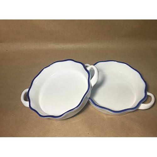 Cordon Bleu 2pc Quiche or Creme Brulee