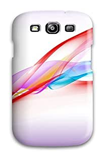 Specialdiy New Snap-on JenniferCobb Skin case cover Compatible With Galaxy RmIHdKrzlKs S3- Sony Xperia