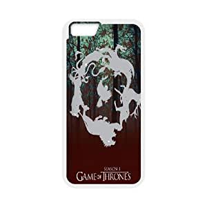 """High Quality -ChenDong PHONE CASE- For Apple Iphone 6,4.7"""" screen Cases -Fantasy Game of Thrones Series-UNIQUE-DESIGH 20"""