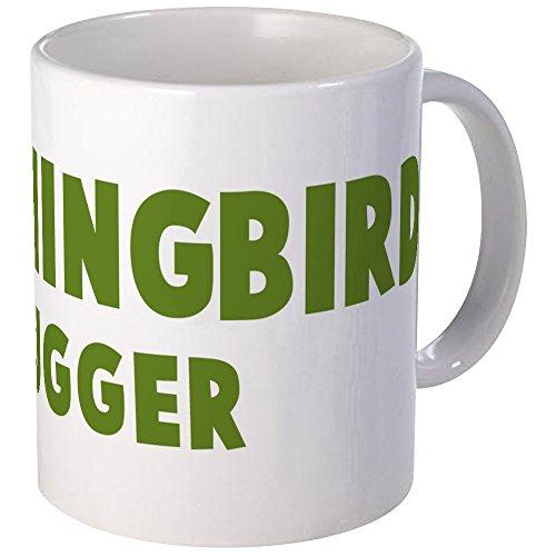 CafePress - Hummingbird Hugger Mug - Unique Coffee Mug, Coffee Cup