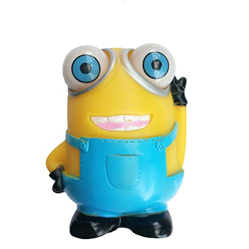 AmazeOn Pop Out Eyes Squeeze Toy Squishy Stress Relief Decompression Figure Dolls Ball for Kids and Adults -