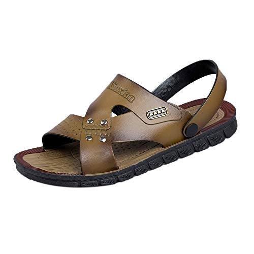 Flop Zapatillas Flip Cómoda Casual Decir Verano Playa ALIKEEYMasajes Piscina Sandalias Hombres ZRpp6qwz