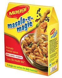 Maggi Masala a Magic - Aromatic Roasted Spices 9 Single-use