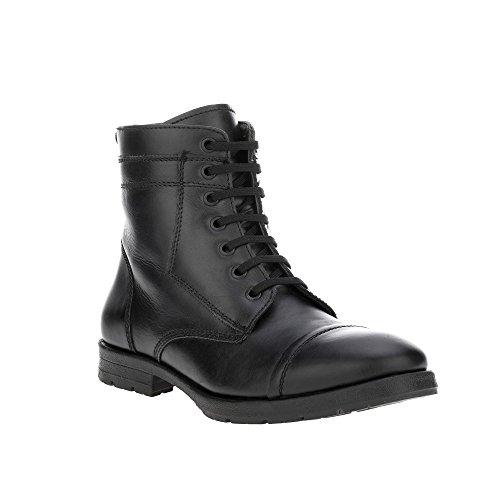 mens dress shoes 1 inch heel - 4