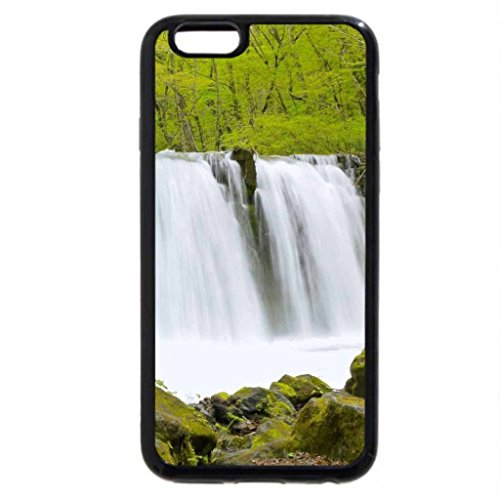 iPhone 6S / iPhone 6 Case (Black) oirase waterfalls
