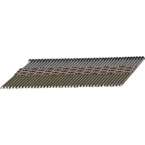 DEWALT DPT-16D131FH  3 1/2-Inch x .131-Inch Paper Tape 30-Degree Smooth Bright Off-Set Round Head, 2,000ct by DEWALT