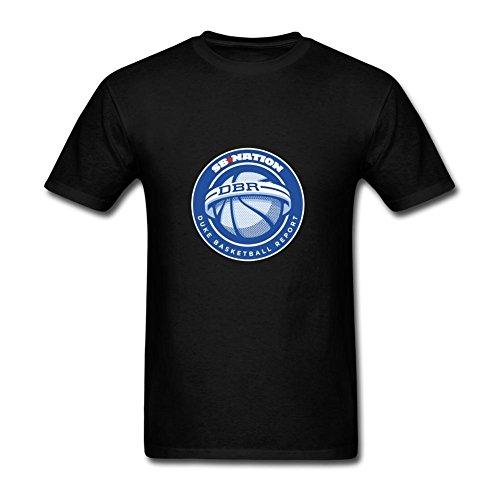 Amazy Duke Basketball Report Men's shirt Black S