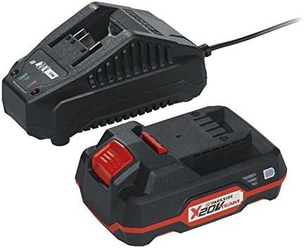 Parkside - Batería de 20 V, PAP, 20 A1, incluye cargador de batería de repuesto (20 V, X 20 V Team)