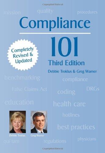 Compliance 101, Third Edition