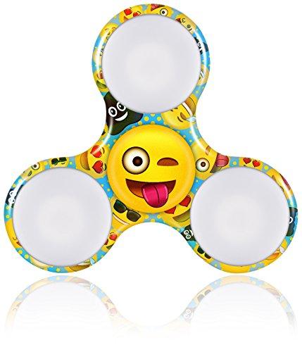 Kangaroos-Emoji-LED-Fidget-Spinner