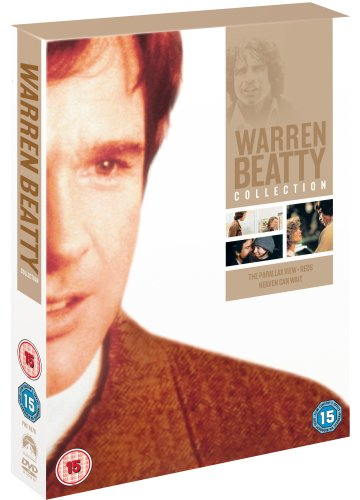 Warren Beatty Collection (The Parallax View, Reds, Heaven Can Wait)