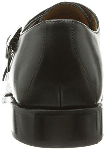J.Briggs Goodyear Herren Oxford Halbschuhe Schwarz (schwarz 001)