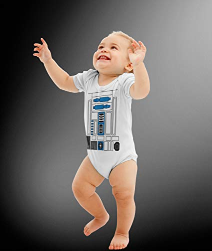 Baby D2 Droid Costume