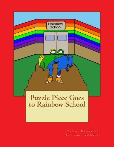 Download Puzzle Piece Goes to Rainbow School PDF