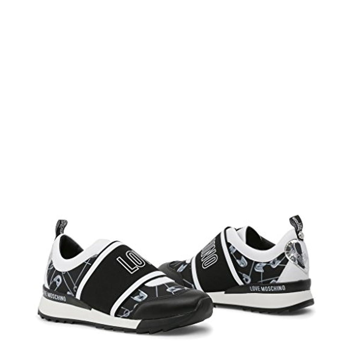 Love Moschino Sneaker Donna Nero 36 Eu