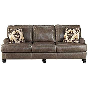 Signature Design by Ashley 8040238 Kannerdy Sofa, Quarry
