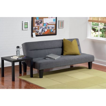 Kebo Home Products Sofa Bed, Charcoal