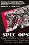 img - for Spec Ops : Case Studies in Special Operations Warfare - Theory and Practice(Paperback) - 1997 Edition book / textbook / text book