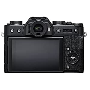 Fujifilm X-T20 Mirrorless Digital Camera w/XC15-45mmF/3.5-5.6 OIS PZ Lens  – Black