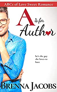 A Is For Author by Brenna Jacobs ebook deal