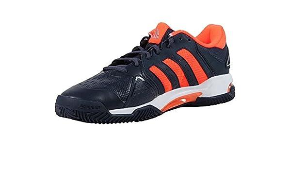 adidas Barricade Team 4 Padel - Zapatillas para Hombre, Talla 40: Amazon.es: Zapatos y complementos