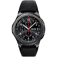 SAMSUNG GEAR S3 FRONTIER Smartwatch 46MM (Bluetooth Only)...