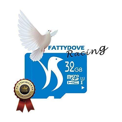 FATTYDOVE Card UHS-1 Class SD Memory Cam/Action Adapter