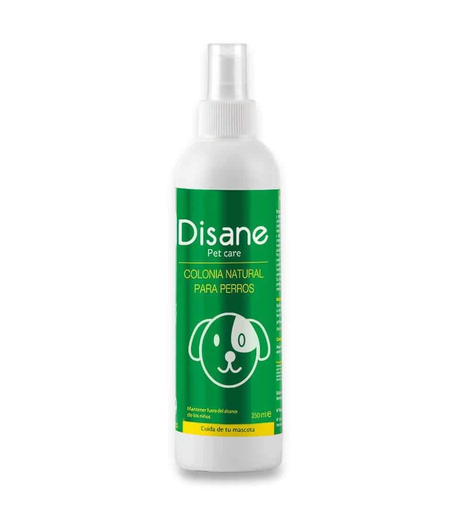 DISANE Colonia para Perros Natural | 150ml | Sin Químicos, Sin Alcohol | pH Equilibrado | Efecto Desodorante | Anti-Estornudos