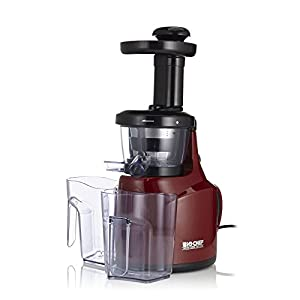 BioChef Slow Juicer, Red: Amazon.co.uk: Kitchen & Home