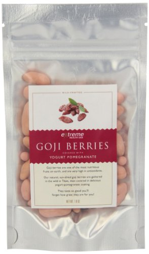 Wildcrafted Goji Berries - 9