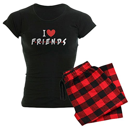 CafePress Friends Pajamas Comfortable Sleepwear