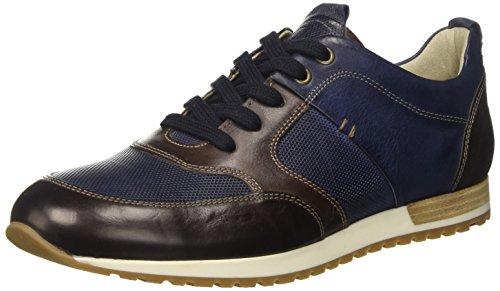 Lloyd Herren Baxley Sneaker Braun (ebano / Oceano)
