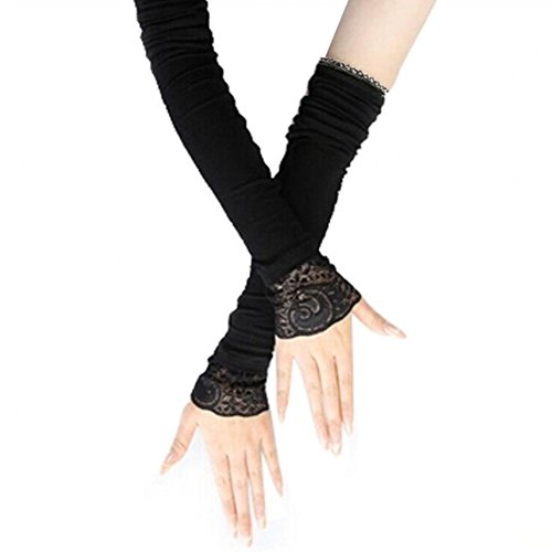Cotton Arm Covers - 9