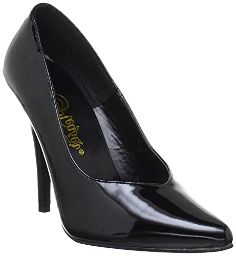 5 Inch Classic Pump Shoes - Pleaser SEDUCE-420V Women's Classic Basic Sexy Pump 5