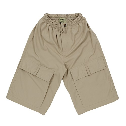 Easy Access Clothing Children's Cargo Shorts With a Velcro Fly