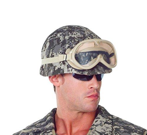 Gi Joe Gi Jane Halloween Costumes - Underwraps Costumes Unisex Army Costume -
