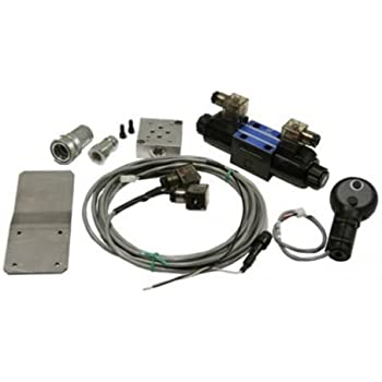 Amazon com: Hydraulic Third Function Valve Kit w/Joystick Handle, 13