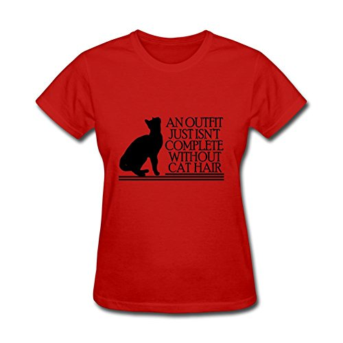 NYShirt Women's An Outfit Just Isn't Complete Short Sleeve - Outfits Macklemore