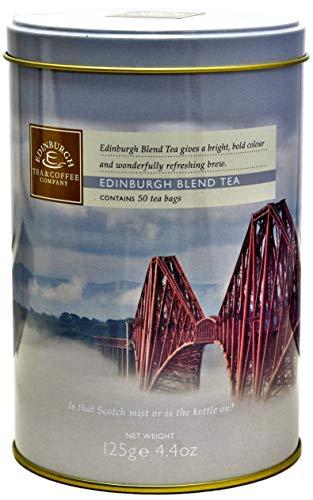 Edinburgh Tea & Coffee Company - Edinburgh Blend Tea, 50 Teabags 4.4 Ounce