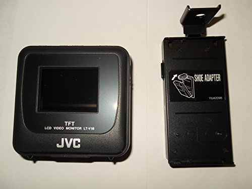 JVC LCD Video Camcorder Monitor/View Finder