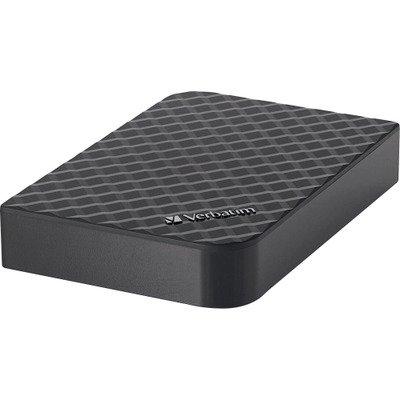 (VER97580 - Verbatim 2TB Store n Save Desktop Hard Drive, USB 3.0 - Black)