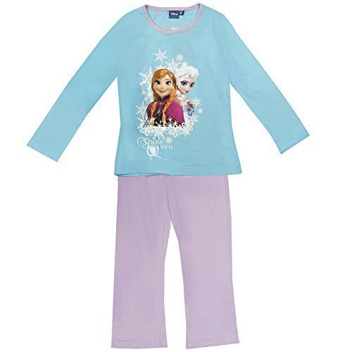 Juego de ropa de descanso para niñas pijama producto oficial de princesa Elsa de Frozen 2