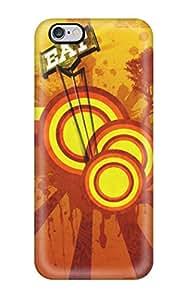 Unique Design Iphone 6 Plus Durable Tpu Case Cover Retro