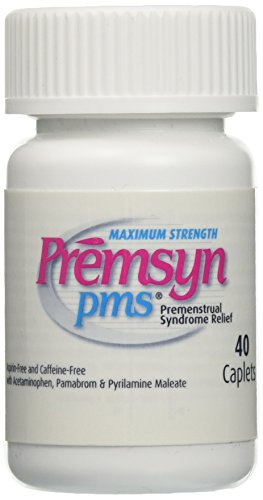 Premsyn Maximum Strength Pms Caplets 40 - Maximum Caplets