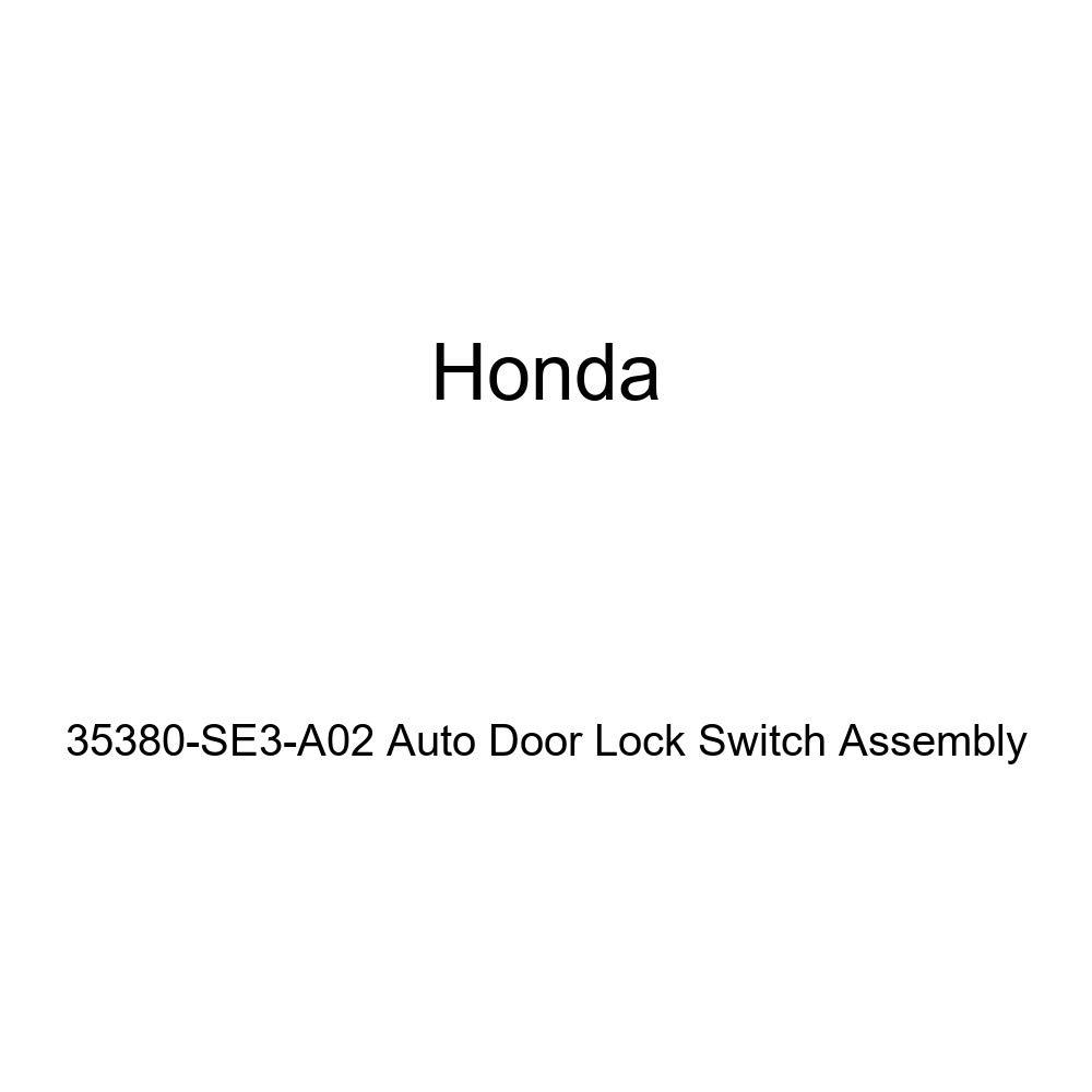 Genuine Honda 35380-SE3-A02 Auto Door Lock Switch Assembly